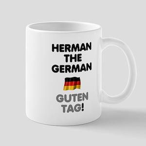 HERMAN THE GERMAN! Mugs