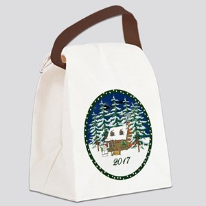 2017 Canvas Lunch Bag