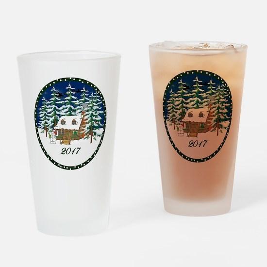 2017 Drinking Glass