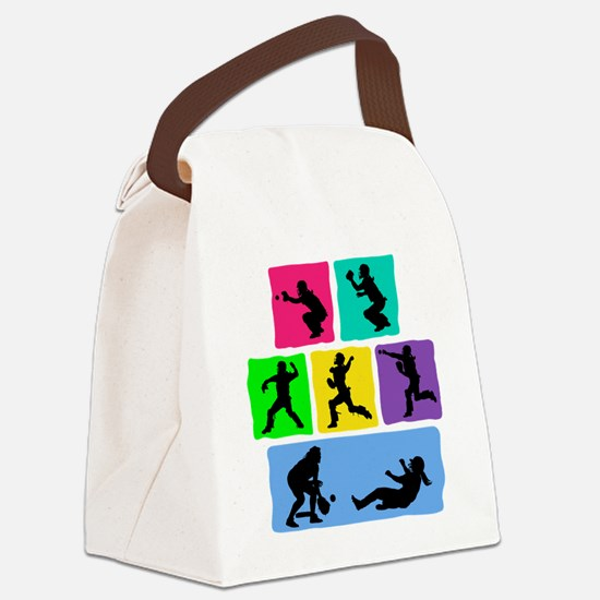 OUT! Canvas Lunch Bag