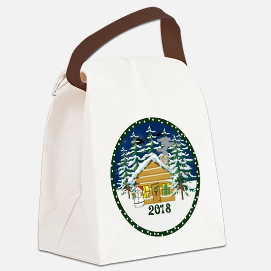 2018 Canvas Lunch Bag