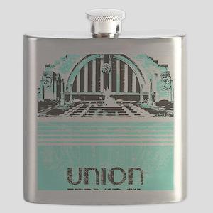 Union Terminal Flask