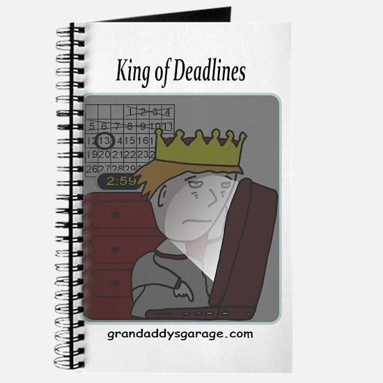 King of Deadlines Journal