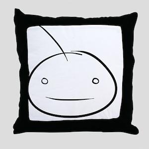 Sup Guy Throw Pillow
