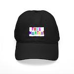 Free Martha Black Cap