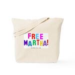 Free Martha Tote Bag