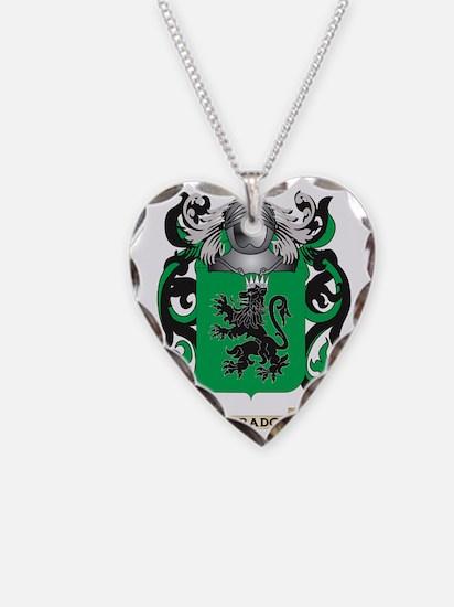 Prado Coat of Arms (Family Cr Necklace