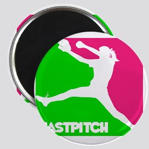 GWP Pitcher Fastpitch Magnet