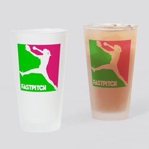 GWP Pitcher Fastpitch Drinking Glass