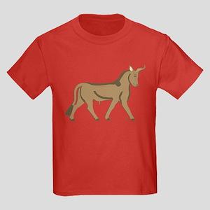 Babylonia Bull Kids Dark T-Shirt