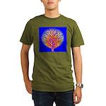 Equality Life Tree Organic Men's T-Shirt (dark)