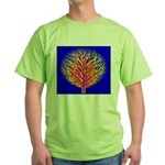 Equality Life Tree Green T-Shirt
