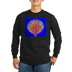 Equality Life Tree Long Sleeve Dark T-Shirt