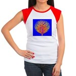 Equality Life Tree Women's Cap Sleeve T-Shirt