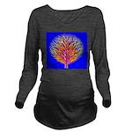 Equality Life Tree Long Sleeve Maternity T-Shirt
