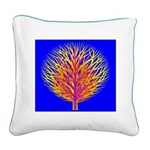 Equality Life Tree Square Canvas Pillow