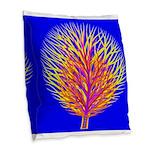 Equality Life Tree Burlap Throw Pillow