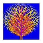 Equality Life Tree Tile Coaster