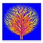 Equality Life Tree Square Car Magnet 3