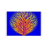 Equality Life Tree Rectangle Magnet (100 pack)