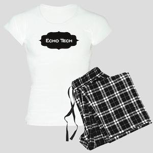 Plain Echo Tech Women's Light Pajamas