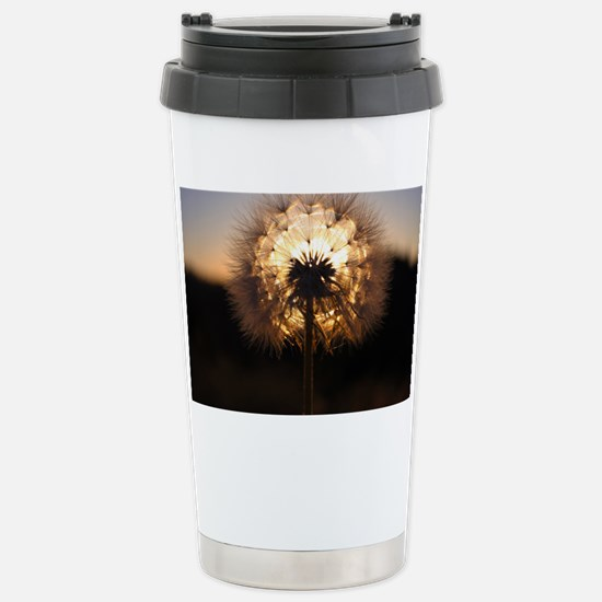 Glow Stainless Steel Travel Mug