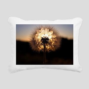 Glow Rectangular Canvas Pillow