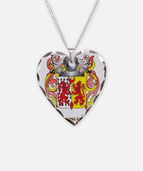Quinlan Coat of Arms (Family  Necklace