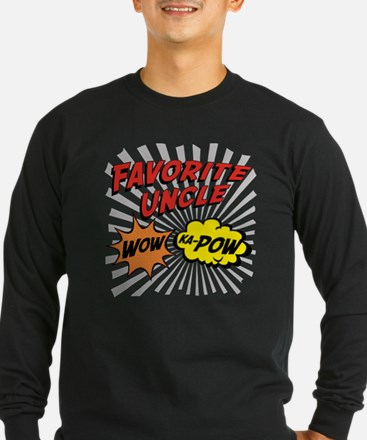 Favorite Uncle Long Sleeve T-Shirt