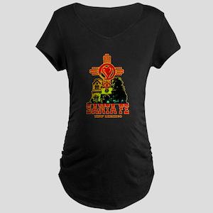SANTA FE LOVE Maternity T-Shirt