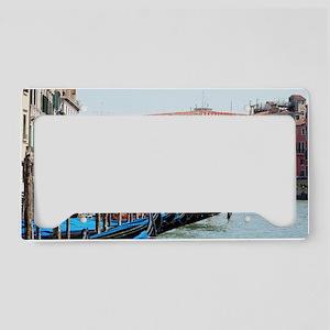 Venice 001 License Plate Holder