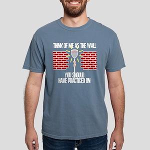 Lacrosse Goalie Wall T-Shirt