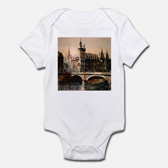 La Conciergerie, Paris, Franc Infant Bodysuit