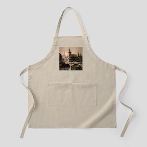 La Conciergerie, Paris, Franc BBQ Apron