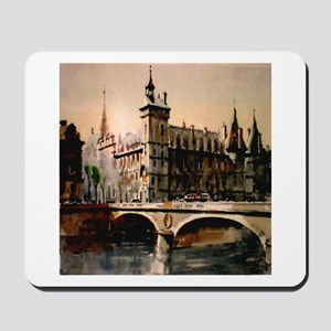 La Conciergerie, Paris, Franc Mousepad