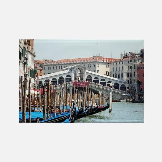 Venice 001 Rectangle Magnet