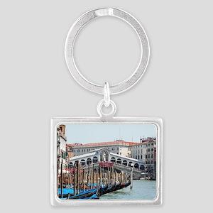 Venice 001 Landscape Keychain