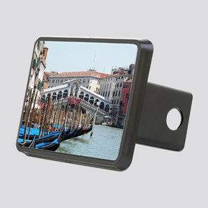 Venice 001 Rectangular Hitch Cover