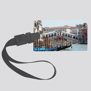 Venice 001 Large Luggage Tag
