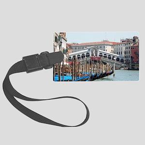 Venice 001 Large Luggage Tag