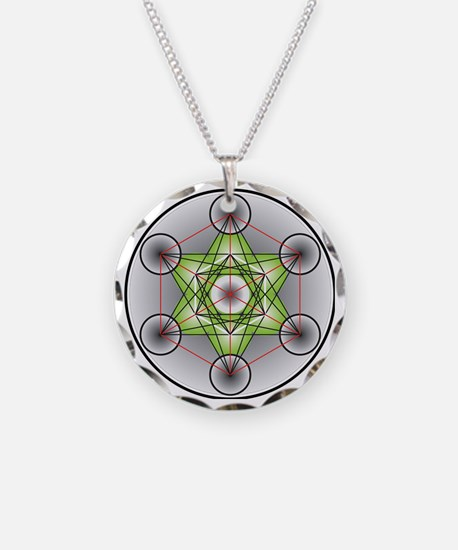 Metatron's Cube Necklace