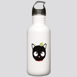 Bird and Cat best Frie Stainless Water Bottle 1.0L