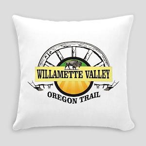 willamette valley ot art Everyday Pillow