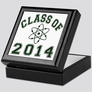 Class Of 2014 Atomic Keepsake Box