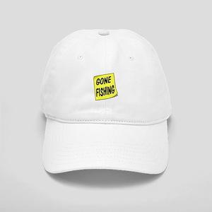 SIGN - FISHING Baseball Cap