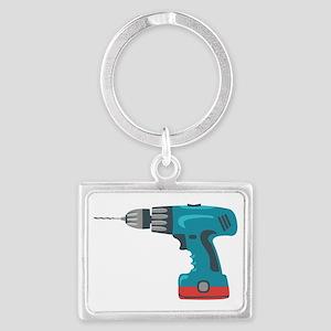 Power Drill Keychains