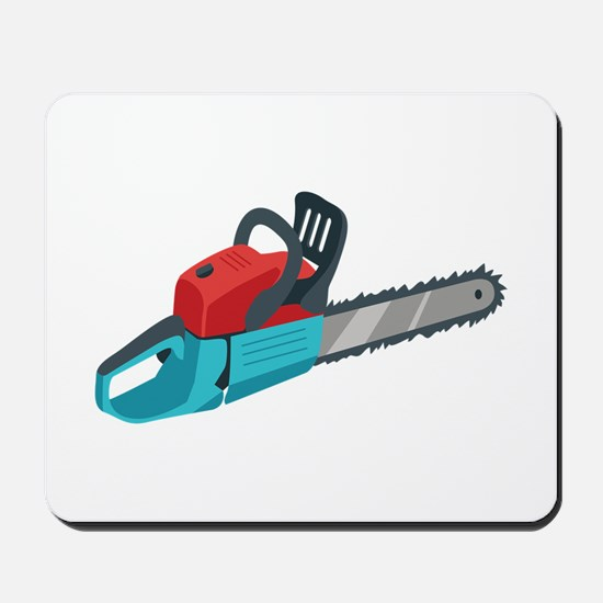 Chainsaw Mousepad