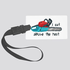 I Cut Above The Rest Luggage Tag