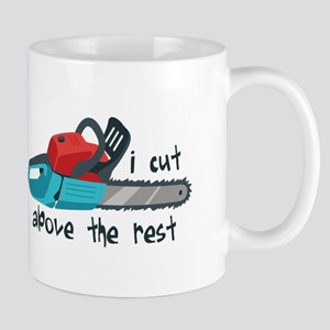 I Cut Above The Rest Mugs