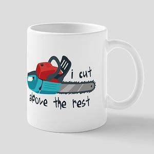 I Cut Above The Rest Mugs